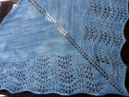 pacific shawl