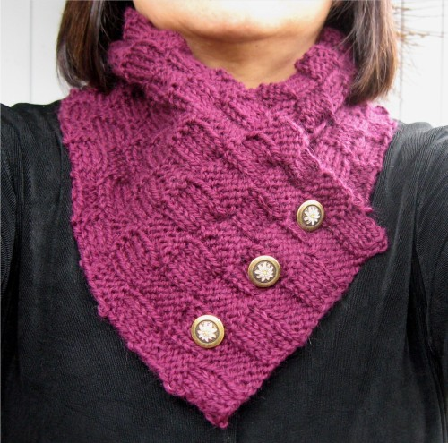 checkerboard scarflet