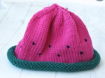 watermelon cap