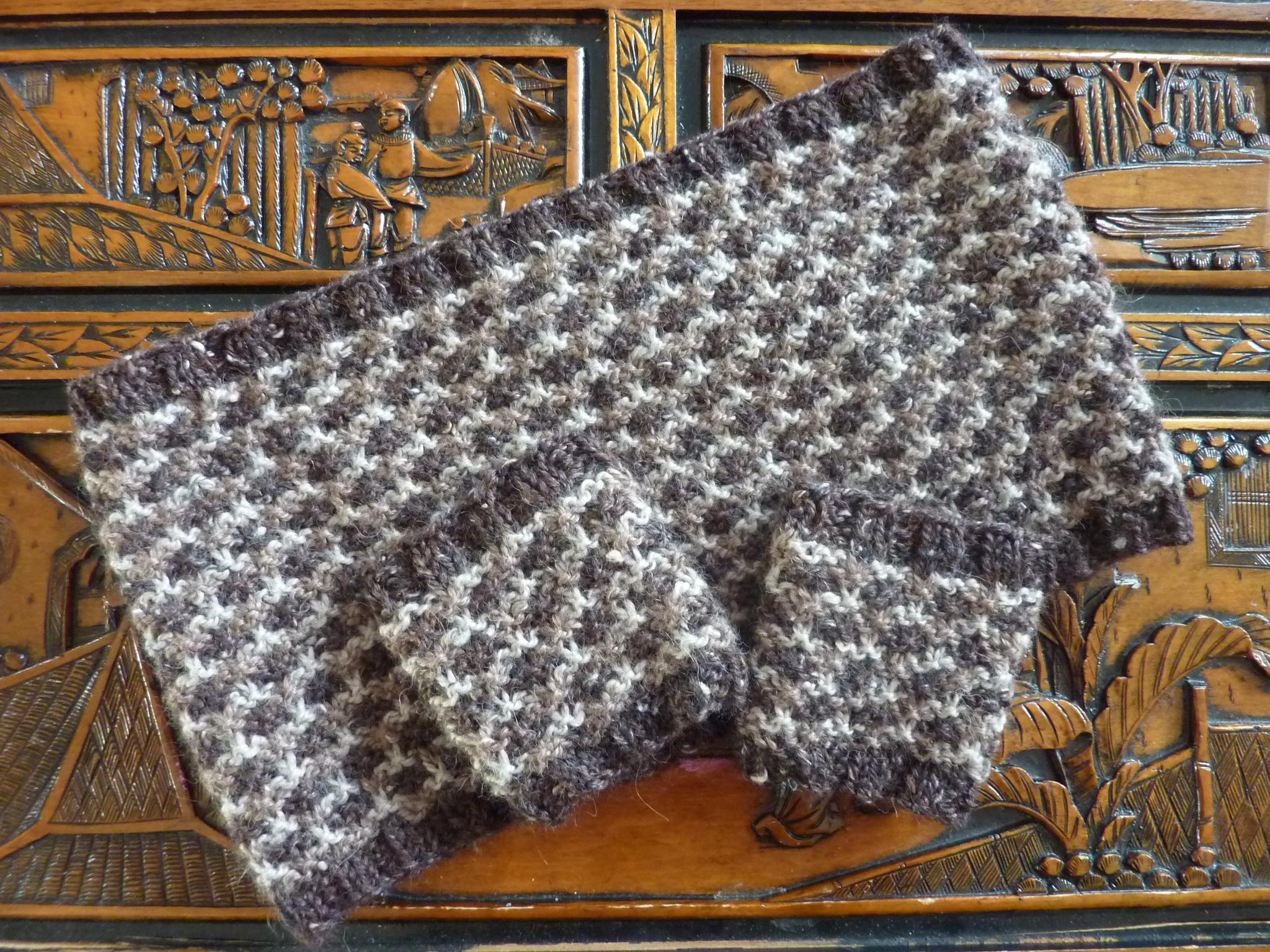 Knitting Slip Stitch At Beginning Of Row : slip stitch knitting PDXKnitterati