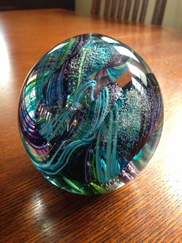 paperweight front