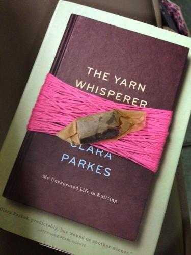 yarn whisperer