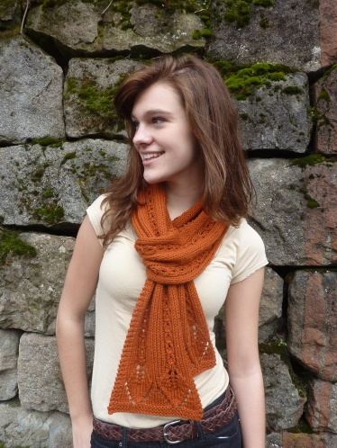 autumn scarf