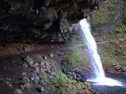 Pony Tail Falls