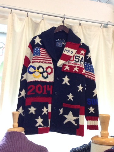 team usa sweater