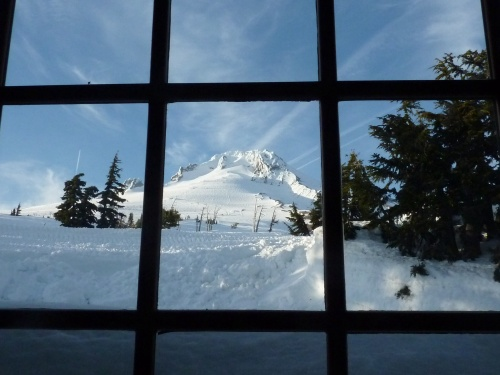 Mt Hood at Timberline