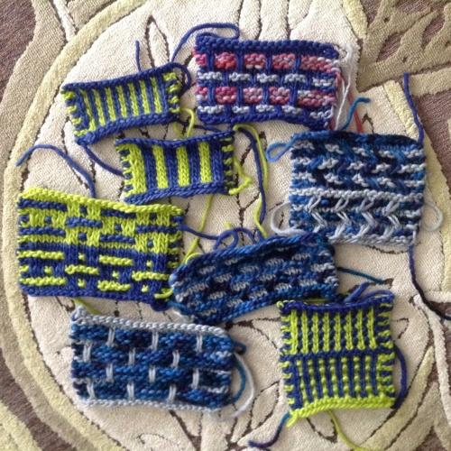 pdxknitterati knitting
