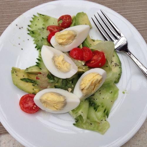 salad tango mango