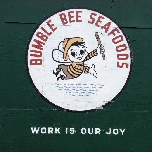 bumble bee logo