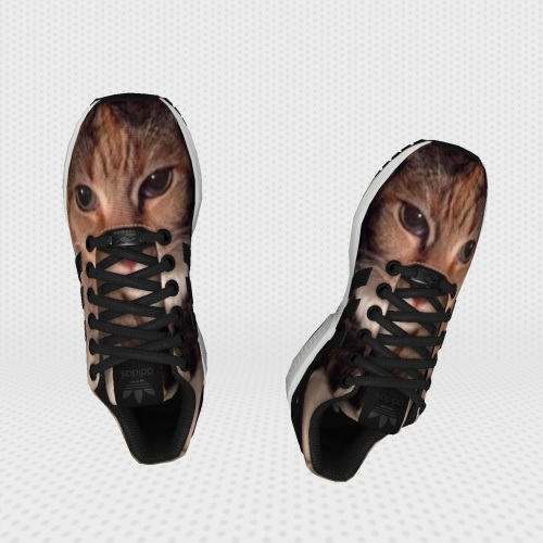 cat zx flux shoes