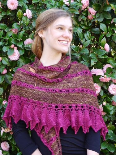 pdxknitterati sophies rose