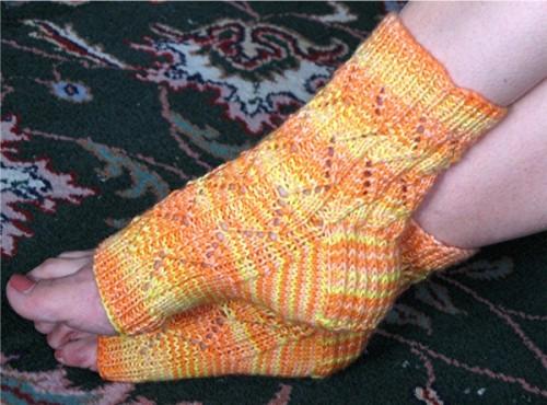 pdxknitterati pedi sock