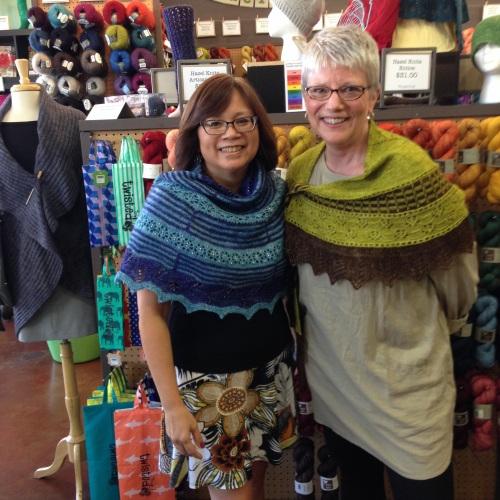 RCYC MKAL shawls