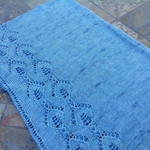 pdxknitterati summertime blues