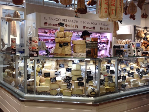 eataly cheese counter