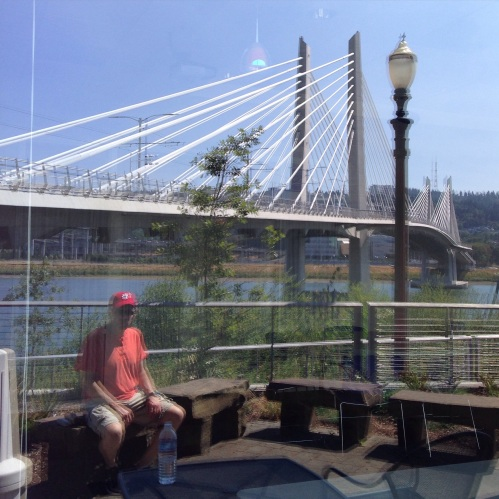 tillikum crossing reflection