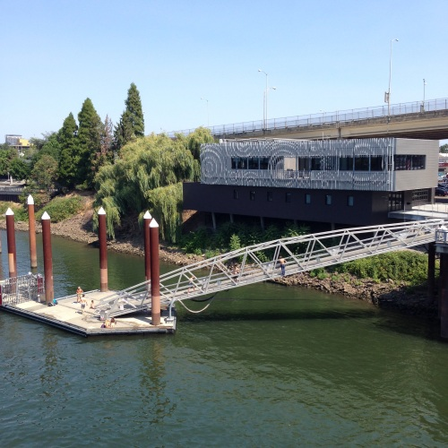 fire station boat ramp pdx