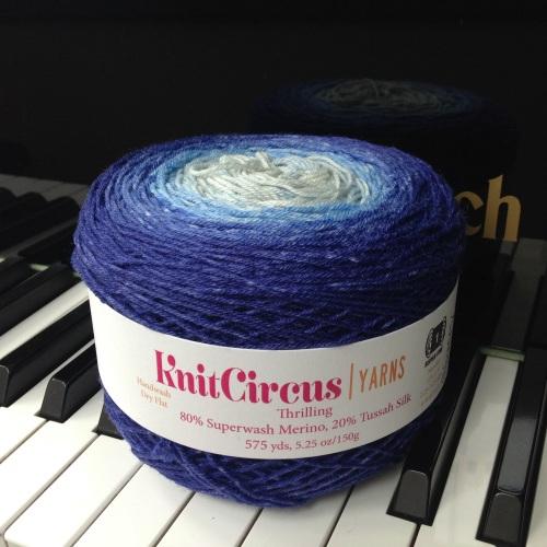 Knit Circus yarn