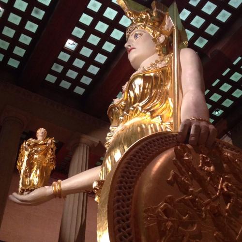 Athena Parthenon Nashville