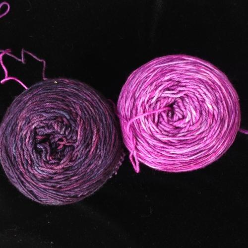 Malabrigo Arroyo purpuras y borrajas