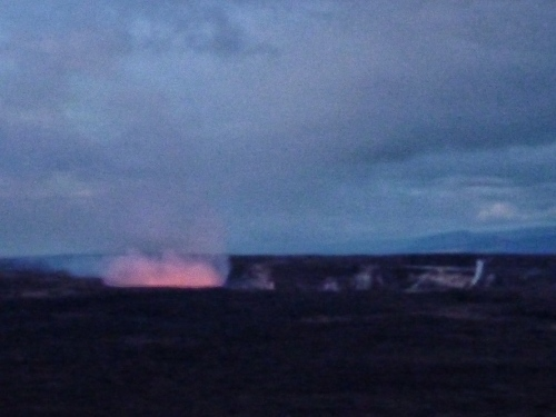 kilauea morning