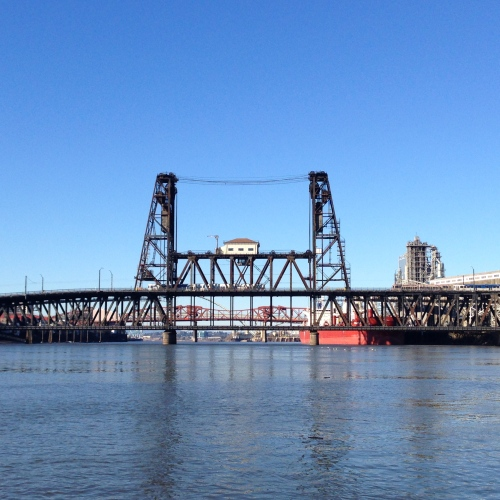 steel bridge pdx