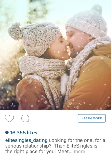 instagram knit marketing
