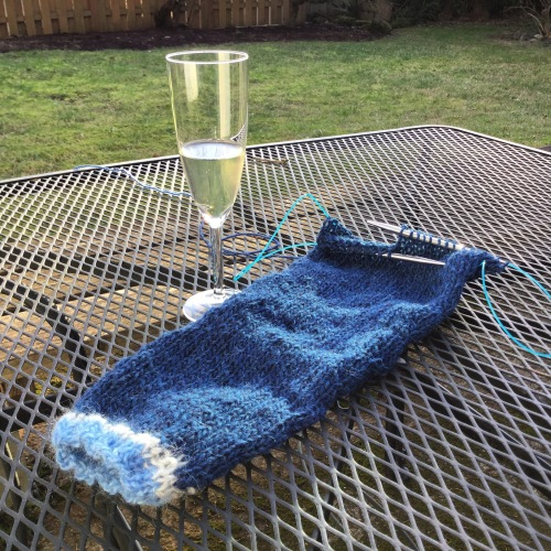 stopover sleeve and prosecco