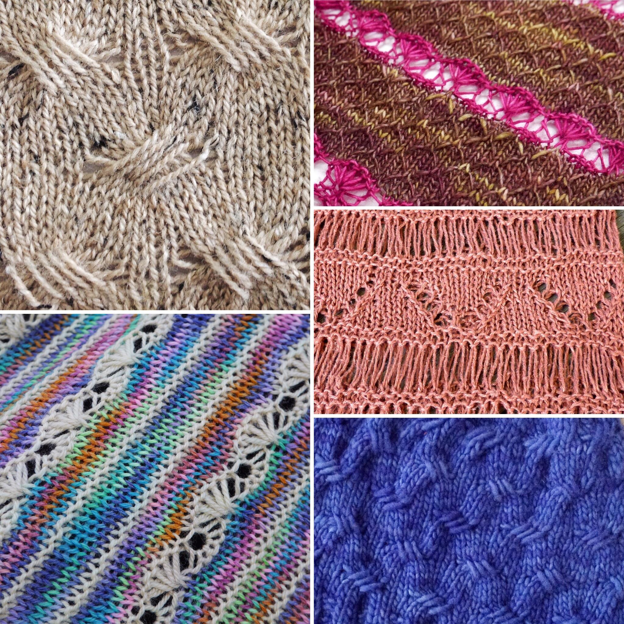 Roundup: Classes, baby birds, knitting PDXKnitterati