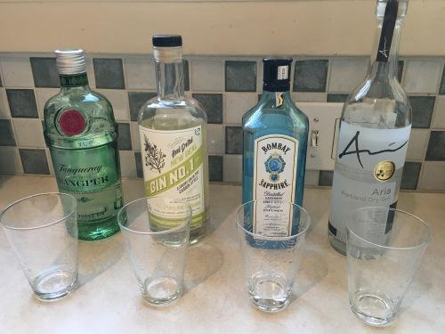 gin sampling