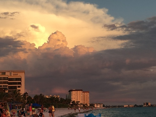 Sarasota clouds