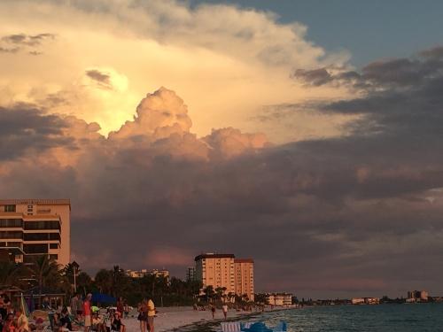 Sarasota clouds