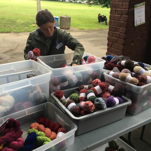 free yarn from knit picks