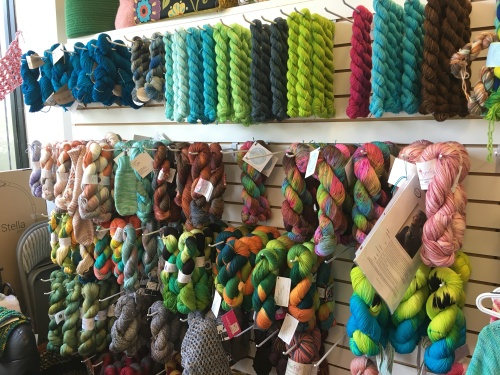 A Good Yarn custom colors