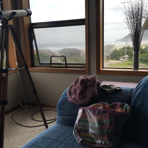 knitting aerie manzanita
