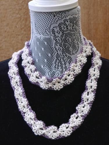 tridacna necklace