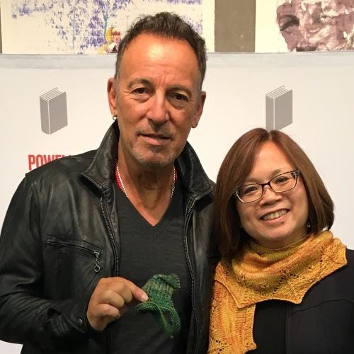 Springsteen n me
