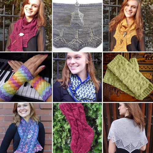 Pop up knits