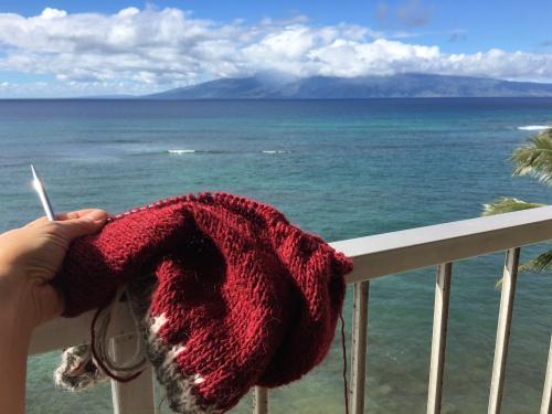 Stopover red aloha