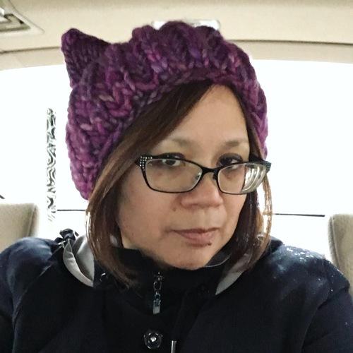 Brioche pussyhat