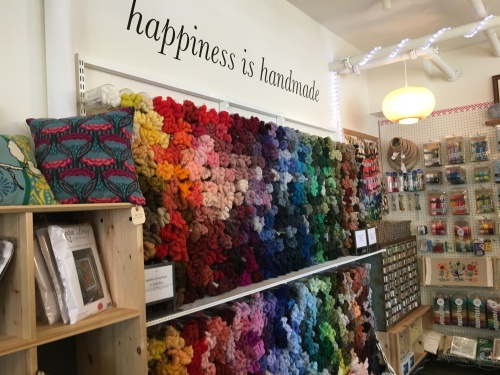 Craft South yarns