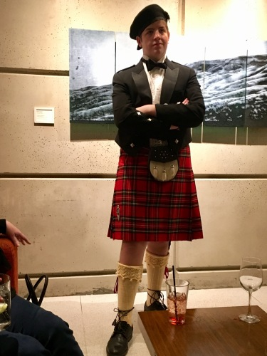 young scotsman