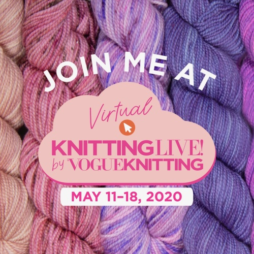 Virtual Knitting Live card
